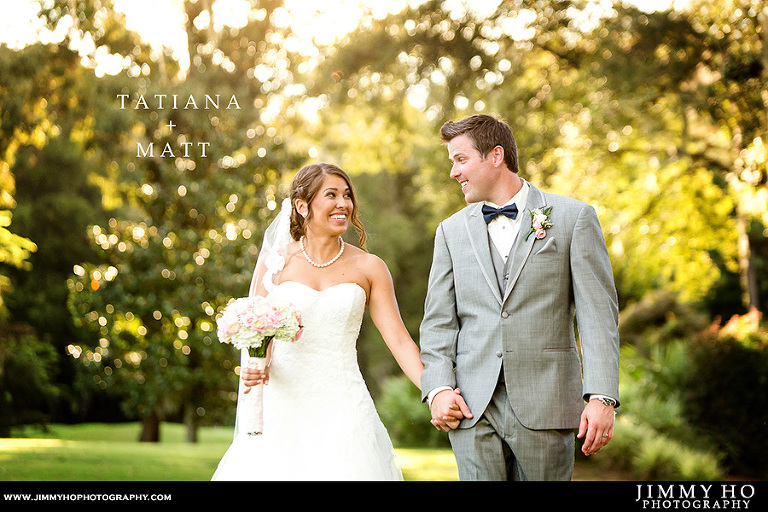 Tatiana And Matt Haile Plantation Wedding Gainesville