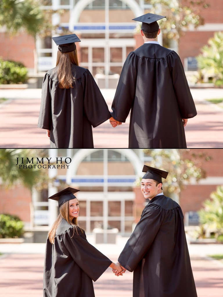 Jenna and Andrew / UF Graduation Portraits / UF Grad » Jimmy Ho ...