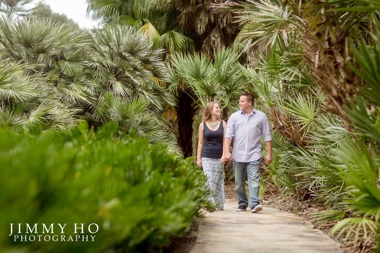 Sara and Ryan / Gainesville Engagement Photographer / Kanapaha ...