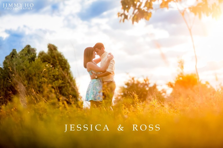 Jessica and Ross 1