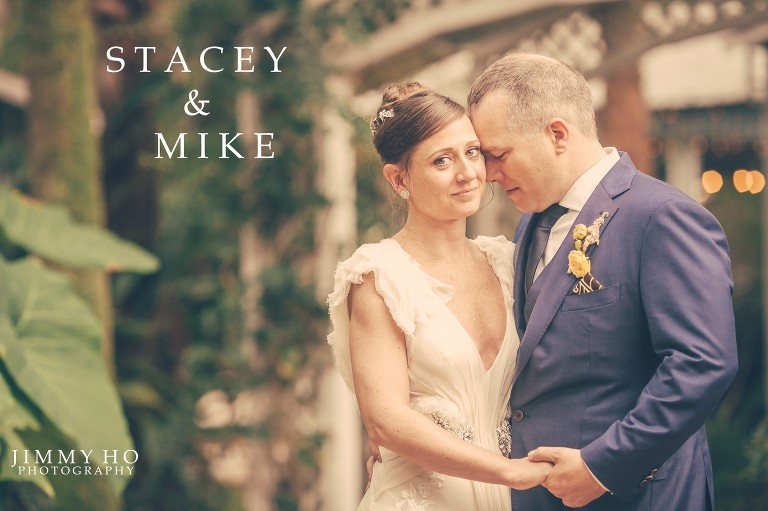 Stacey and Mike 1